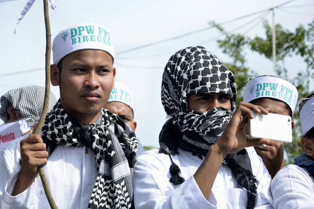 Demo Bela Alqur'an
