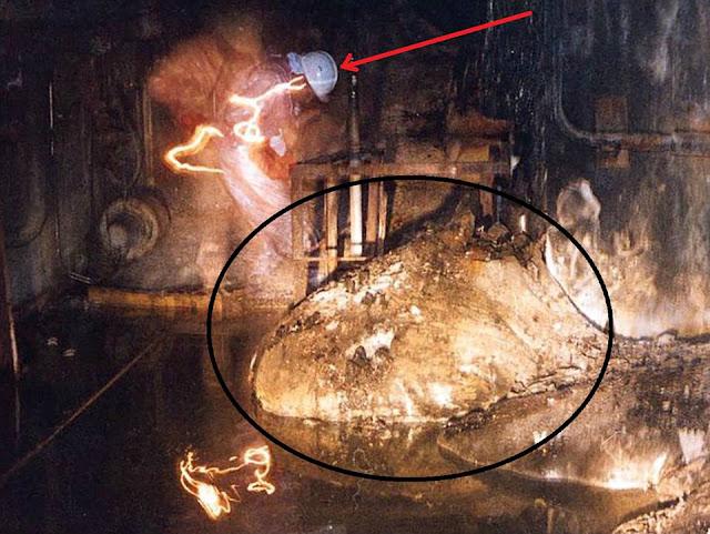 قصة انفجار مفاعل تشيرنوبل, وكيف أنقذ ثلاثة أبطال نصف سكان العالم من الموت المحقق