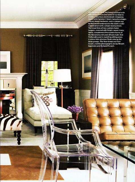 Designer Livingroom