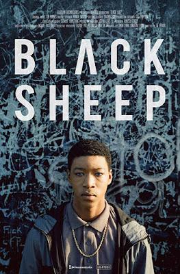 Póster documental Black Sheep