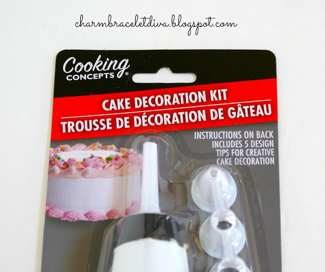 Dollar Tree Icing Kit Cupcakes