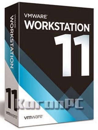 VMware Workstation 11.1.0 Build 2496824 + Serial