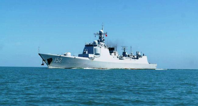 Kapal perusak kelas Luyang II China
