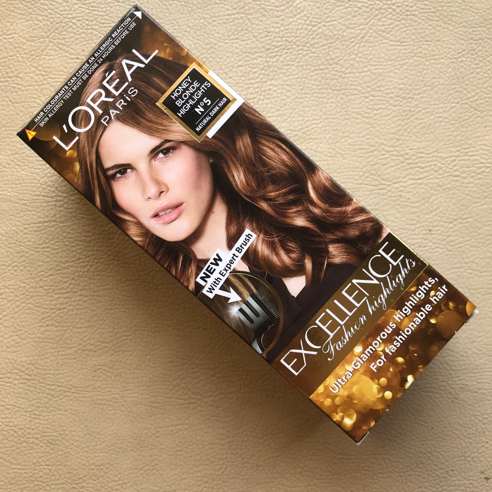 Loreal Paris Excellence Fashion Highlights How To Color Or