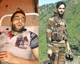 burhan wani killed in kashmir