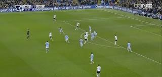 اهداف مباراة مانشستر سيتي وتوتنهام هوتسبير فى الدورى الانجليزى الممتاز manchester-city-vs-tottenham-hotspur