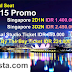 Hot Promo Long WeekEnd 25-27 Maret Singapore 3D2N