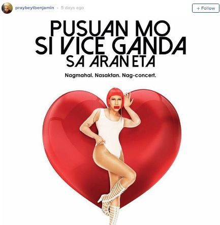Awra Claims He Will Be Performing On Vice Ganda's Valentine Concert. Vice's Response? Watch Their Hilarious Banter!