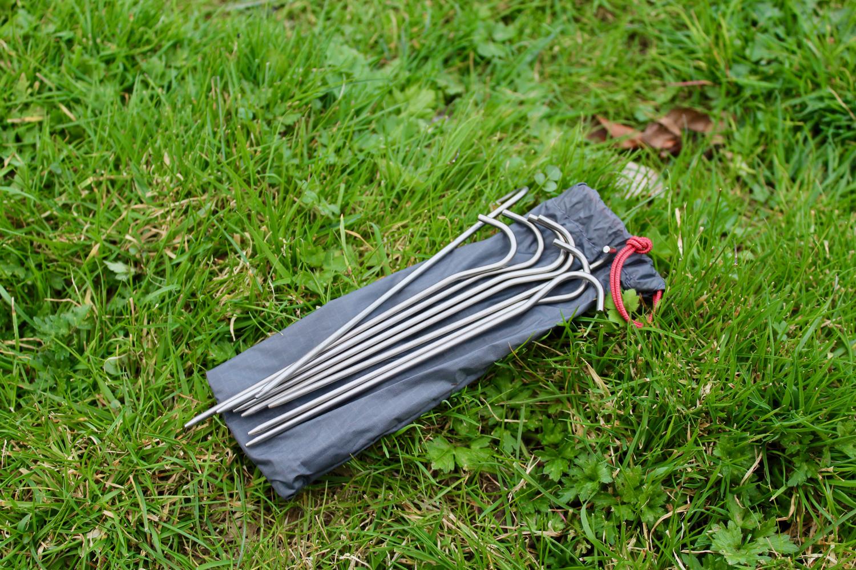 Vaude Power Lizard SUL 1-2P Tent & Vaude Power Lizard Sul 1P - Alleghany Trees