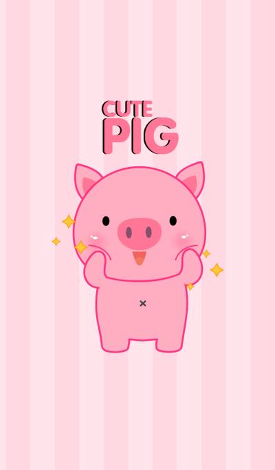 I'm Cute Pig Theme(jp)
