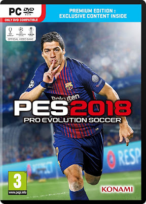 PES: Pro Evolution Soccer 2018 - FC Barcelona Edition