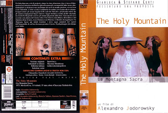 Carátula dvd: La montaña sagrada (1973) (The Holy Mountain)