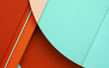 Wallpaper: Android M