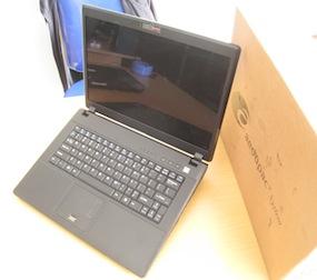 jual laptop bekas aedupec ad3101
