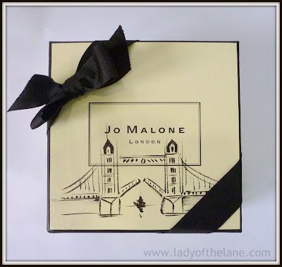 Jo Malone London Hand Drawn Gift Boxes