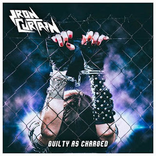 Iron Curtain - Wild And Rebel (audio)