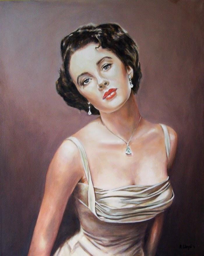 Современный британский художник. Andy Lloyd