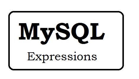 MySQL Expressions