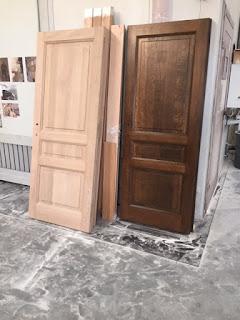 deur renovatie