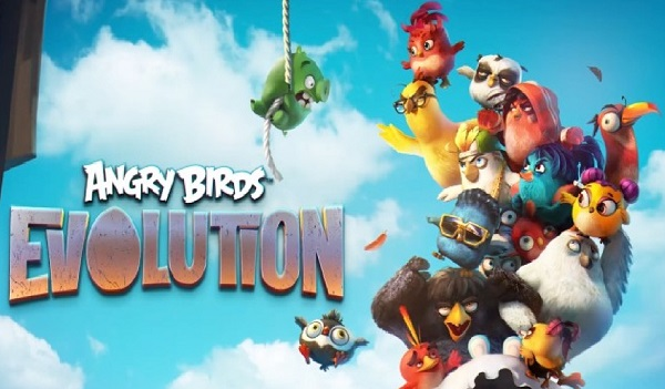 Download Angry Birds Evolution MOD APK Free Android Game