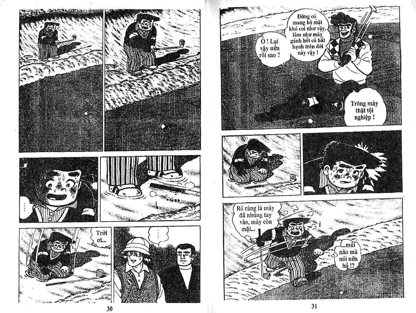 Ashita Tenki ni Naare chapter 24 trang 13