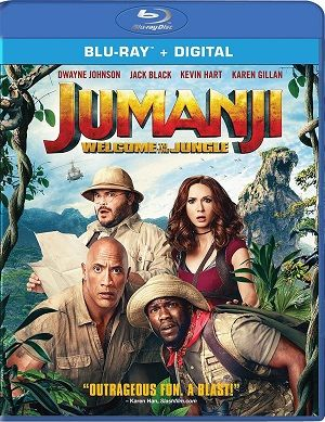 Jumanji Welcome to the Jungle 2017 BRRip BluRay 720p 1080p