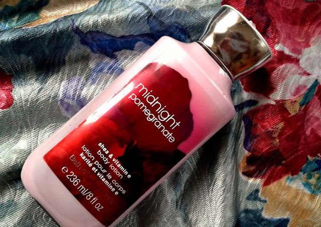 Balsam do ciała Bath&Body Works Midnight Pomegranate