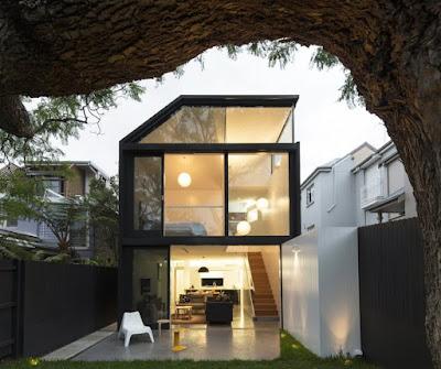 แบบบ้านกระจกสวยๆ