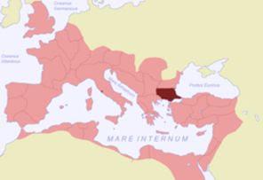 Provincia Tracia în Imperiul Roman