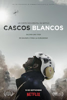 Cascos Blancos (The White Helmets) (2016)