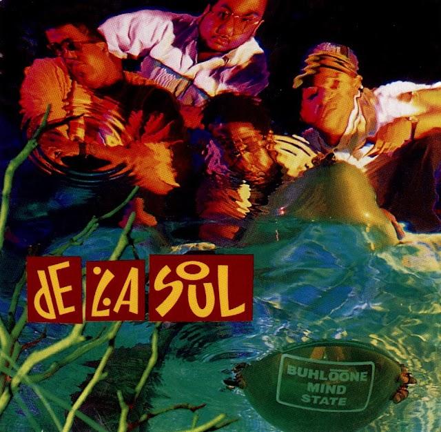 Hoy en historia Hip Hop: De La Soul lanzó su tercer álbum Buhloone Mindstate el 21 de septiembre de 1993