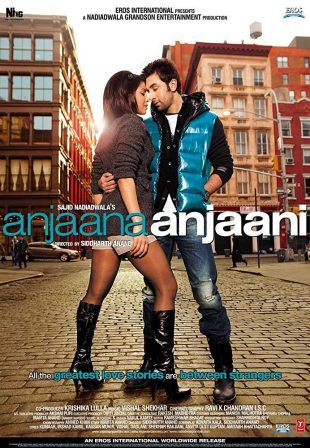 Anjaana Anjaani 2010 Full Hindi Movie Download DVDRip 720p