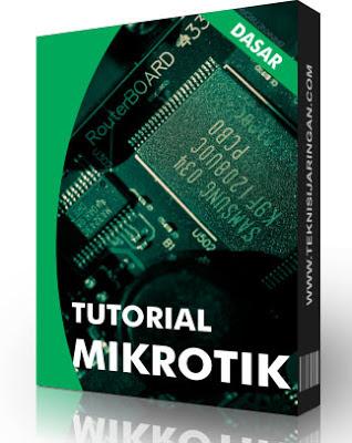 Dapatkan tutorial lengkap panduan pengaturan mikrotik dan administrasi bandwidth Cara Setting Mikrotik