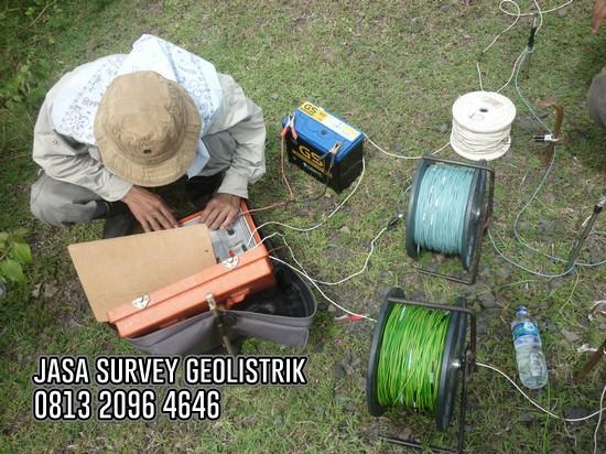 Jasa Geolistrik Surabaya  Survey BeraniDiadu