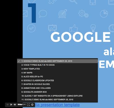 mauilibrarian2 in olinda google slides tip title your slides to
