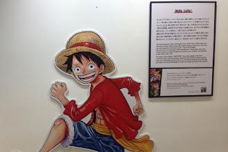 Tenggelam Sapaan si Luffy Hello One Piece