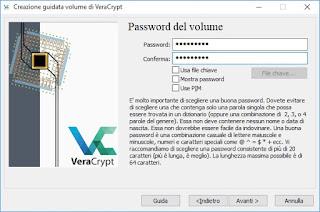 Sicurezza VeraCrypt
