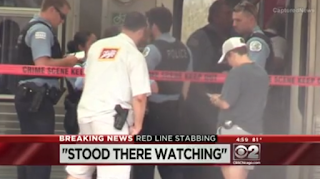 Murder Victim's Family Outraged After Red Line Stabbing Goes Viral