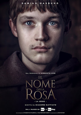 The Name Of The Rose 2019 Miniseries Poster 7