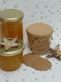 Weihnachtsgeschenke aus der Küche: Orangen-Ingwer-Marmelade aus Orangensaft