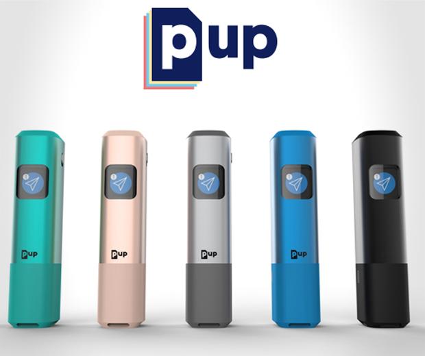 Pup Pocket Scanner
