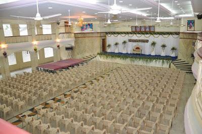 Bakoyet Hall
