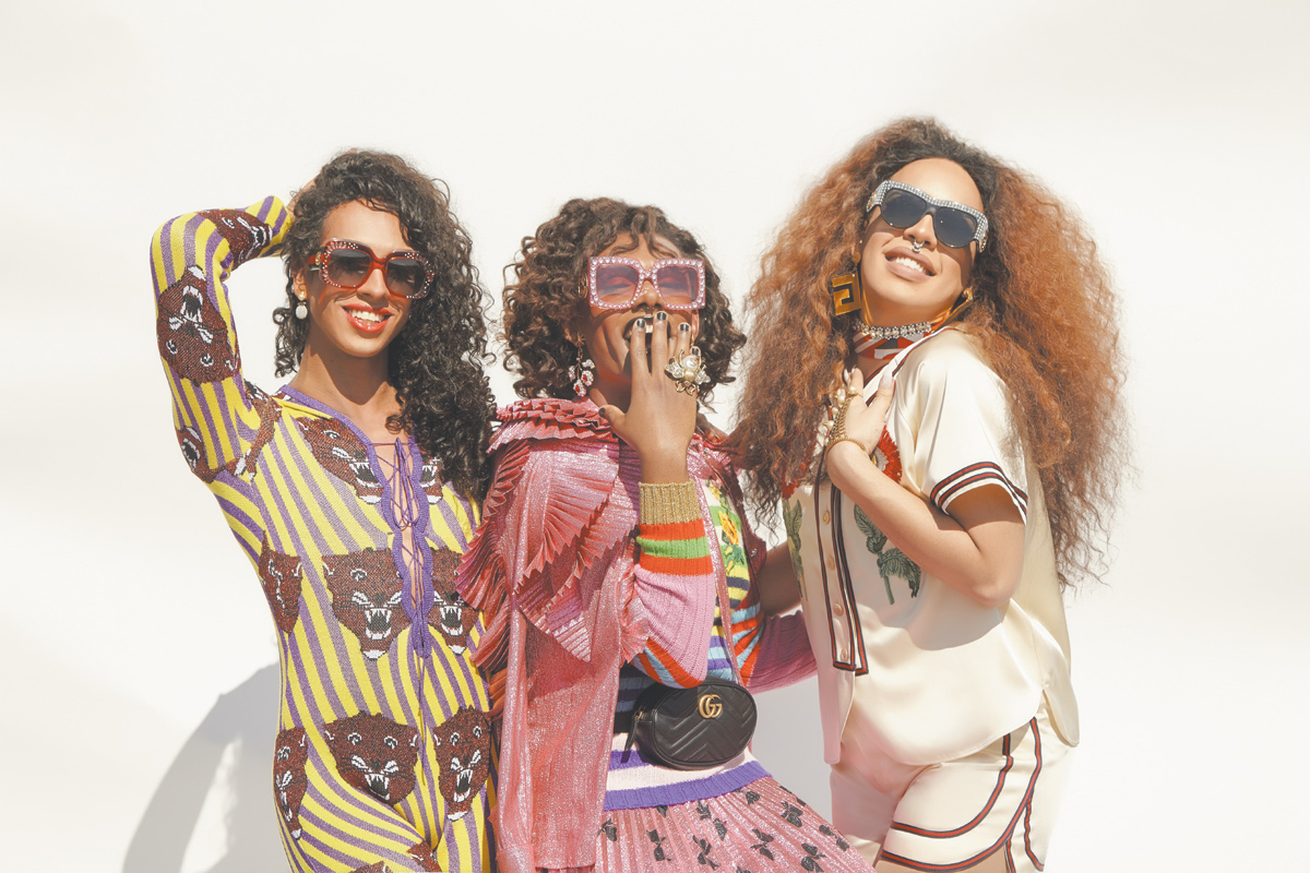 Pabllo Vittar, Liniker e artistas da música LGBT se unem em ensaio na Vogue Brasil