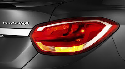 New 2016 Proton Persona rear taillight image