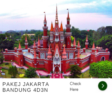 Pakej Jakarta Bandung 2019