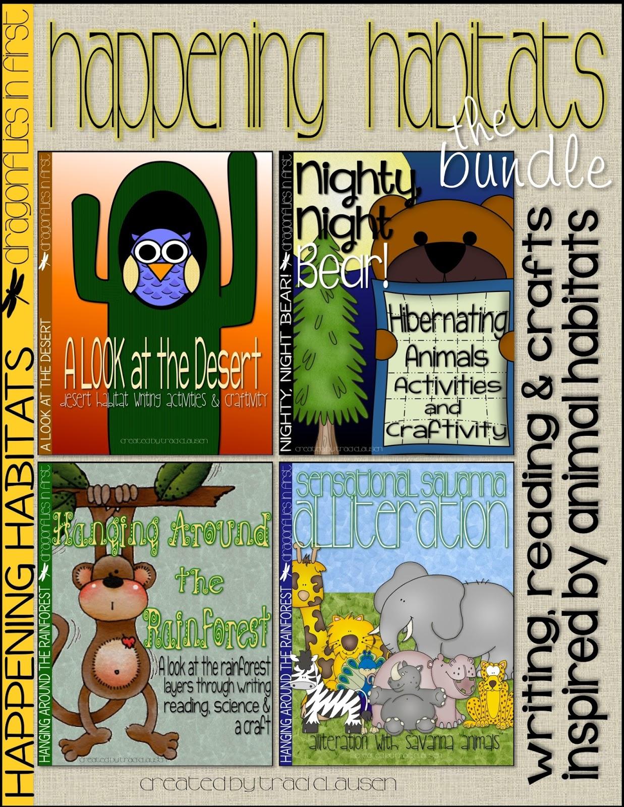 Habitat Science In The Classroom Happening Habitats