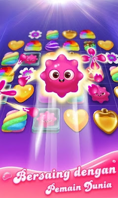 Jelly Blast v3.5.0 Mod APK Unlimited Money Terbaru