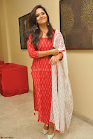 Anusuya in Red at Kalamandir Foundation 7th anniversary Celebrations ~  Actress Galleries 001.JPG
