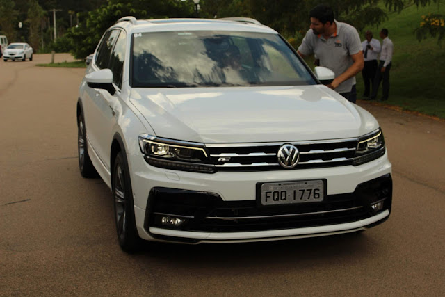 VW Tiguan 350 TSI R-Line 2019