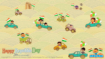 Happy Republic Day Images Pictures HD Wallpapers for Students